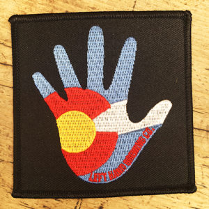 2017-CO-Flag-Hand-Patch